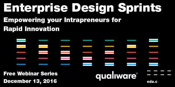 Webinar on Design Sprints