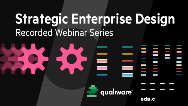 Enterprise Design Webinar Series